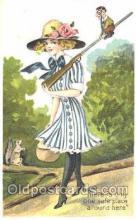 spo033200 - Hunting Postcard Postcards
