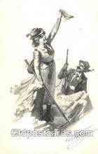 spo033215 - Wbraun Hunting Postcard Postcards