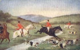 spo033218 - Hunting Postcard Postcards