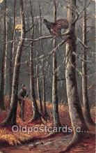 spo033269 - Hunting Postcard