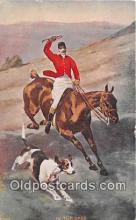 spo033273 - Hunting Postcard