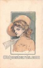 spo033274 - Hunting Postcard