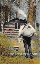 spo033277 - Hunting Postcard