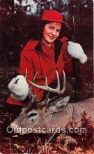 spo033278 - Hunting Postcard