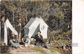 spo033298 - Hunting Postcard
