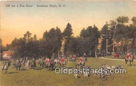 spo033308 - Hunting Postcard