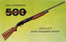 New Mossberg 500