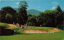 spo033347 - Old Vintage Golf Postcard Post Card