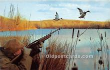 Duck Shooting
