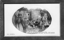 spo033383 - Old Vintage Hunting Postcard Post Card
