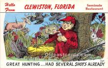 Great Hunting, Seminole Restaurant