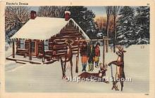 spo033472 - Old Vintage Hunting Postcard Post Card