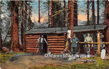 spo033480 - Old Vintage Hunting Postcard Post Card