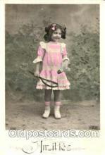 spo035002 - Badminton, Postcard Postcards