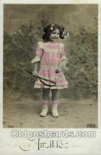 spo035005 - Badminton Postcard Postcards