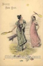 spo035006 - Badminton Postcard Postcards