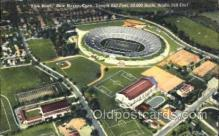spo036003 - Yale Bowl, New Haven, Conn, USA Foot Ball, Football, Stadium, Stadiums, Postcard Postcards
