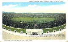 spo036009 - Yale Bowl, New Haven, Conn, USA Foot Ball, Football, Stadium, Stadiums, Postcard Postcards