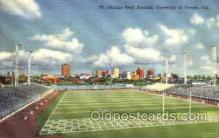 spo036017 - Phillips Field Stadium, University of Tampa, Florida, USA Foot Ball, Football, Stadium, Stadiums, Postcard Postcards