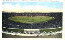 spo036018 - Yale Bowl, New Haven, Conn, USA Foot Ball, Football, Stadium, Stadiums, Postcard Postcards
