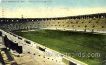 spo036021 - Cambridge, Mass. Stadium, Soldiers, Field, Foot Ball, Football, Stadium, Stadiums, Postcard Postcards