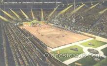 spo036036 - Cincinnati Gardens, Cincinnati, Ohio, USA Foot Ball,  Football Stadium Postcard Postcards