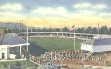spo036038 - Spencer Penrose Stadium, Colorado Springs, CO, USA Foot Ball,  Football Stadium Postcard Postcards