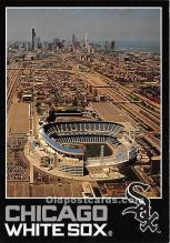 Comiskey Park II, Chicago White Sox
