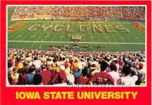 Iowa State University, Cyclone Stadium