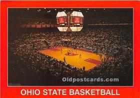 Ohio State Baketball, St John Arena