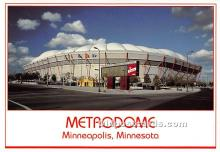 Metrodome, University of Minnesota Gophers