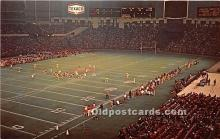 New Years Eve 1971 Bluebonnet Bowl, Astrodome