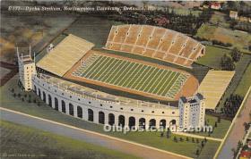 Dyche Stadium, Northwestern University