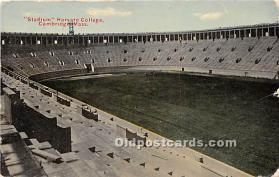 Stadium Harvard College