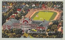 Aerial View of Scott High School and Bowl
