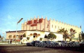 spo040008 - Tijuana, Mexico, Jai Alai Postcard Postcards