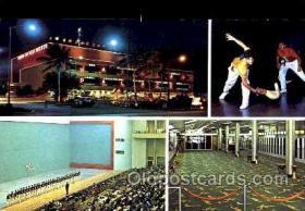 spo040009 - Dania, Florida, USA Jai Alai Postcard Postcards