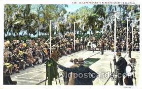 spo041011 - Florida, USA Shuffle Board, Shuffleboard, Postcard Postcards