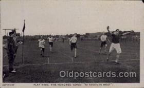 spo043019 - Track & Field Postcard Postcards