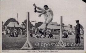 spo043020 - Track & Field Postcard Postcards