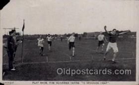 spo043030 - Track & Field Postcard Postcards