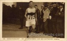 spo043033 - Olympische Spelen 1928,  Track & Field Postcard Postcards