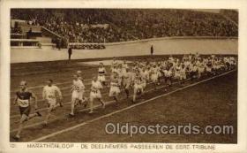 spo043034 - Olympische Spelen 1928,  Track & Field Postcard Postcards