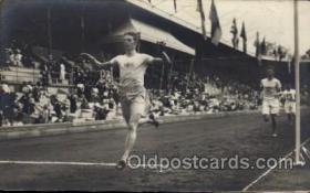 spo043035 - Olympiska Spelens I Stockholm, 1912,  Track & Field Postcard Postcards