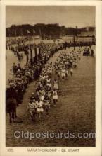 spo043043 - Olympische Spelen 1928,  Track & Field Postcard Postcards