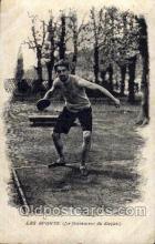 spo043044 - Track & Field Postcard Postcards