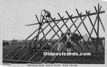 Obstacle Race, Angle Poles