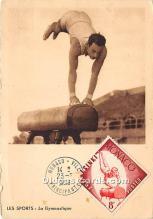 Les Sports, Gymnastique