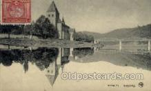 spo044027 - Hastier, La Meuse, Olympic Stamp 1920 Postcard Postcards