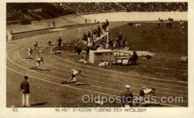 spo044032 - Olympische Spelen 1928, Olympic Postcard Postcards